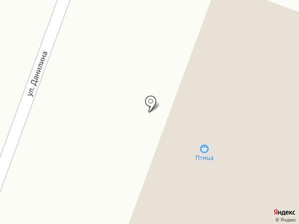 Сеть магазинов на карте Йошкар-Олы