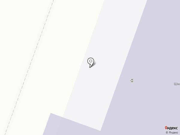Средняя общеобразовательная школа №7 на карте Йошкар-Олы