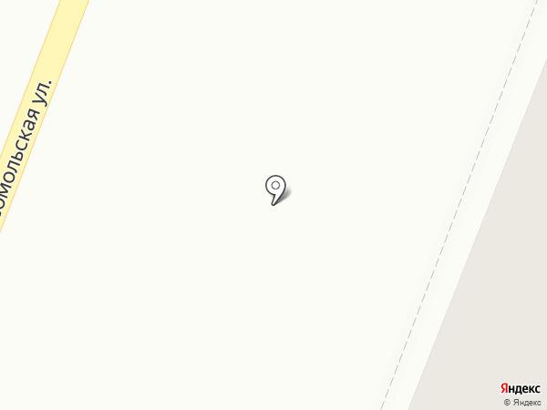 RAD на карте Йошкар-Олы