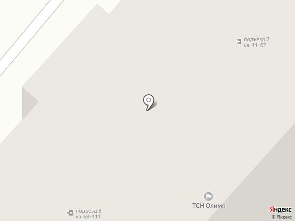 Олимп, ТСН на карте Йошкар-Олы