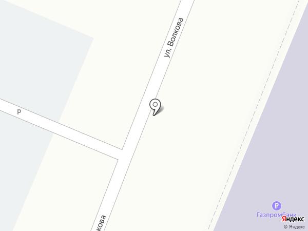 Национальное аккредитационное агентство в сфере образования на карте Йошкар-Олы