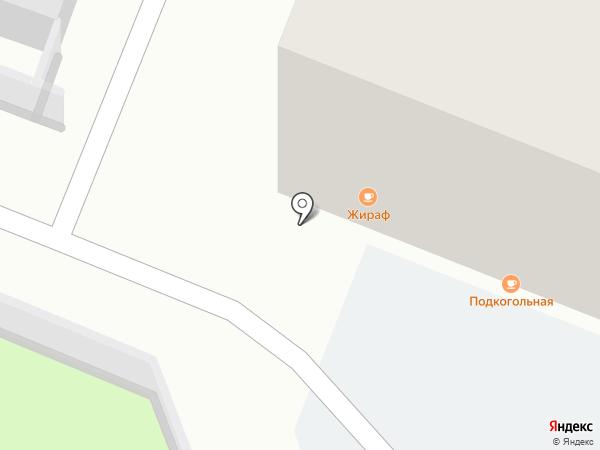 ПивновЪ на карте Йошкар-Олы