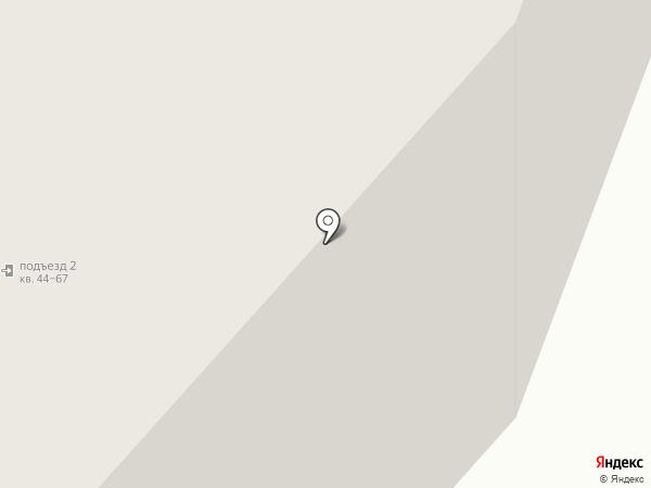 Папиллон на карте Йошкар-Олы