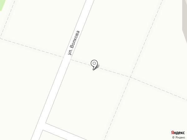 Оценочный центр на карте Йошкар-Олы