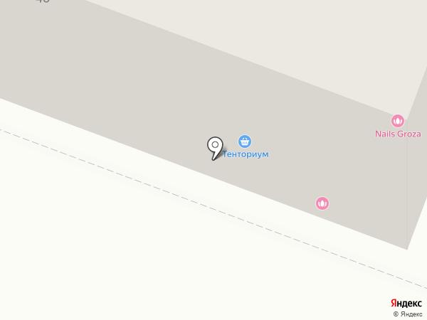 Лаборатория запчастей на карте Йошкар-Олы