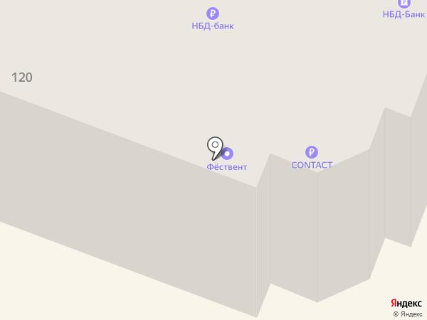 НБД-банк, ПАО на карте Йошкар-Олы