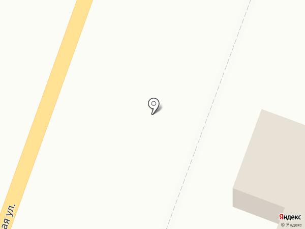 Сигнатюр на карте Йошкар-Олы