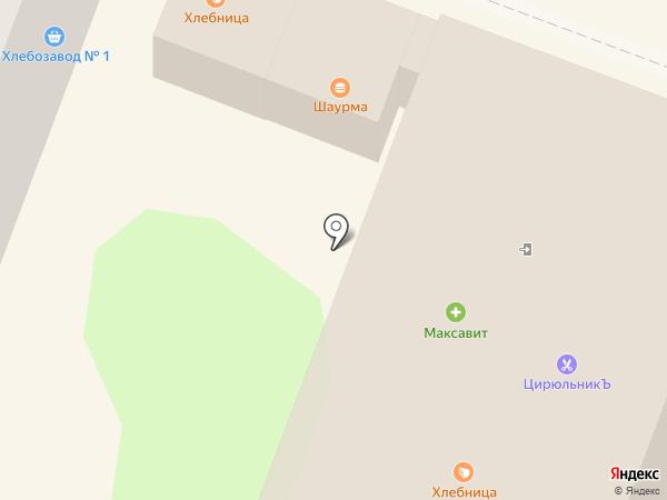Банкомат, Почта Банк, ПАО на карте Йошкар-Олы