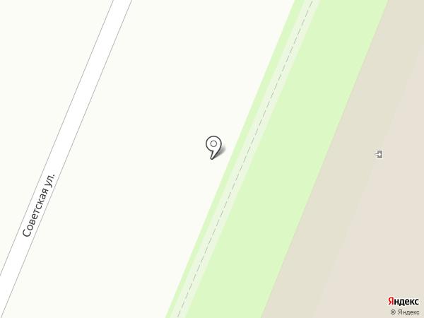 Живая планета на карте Йошкар-Олы