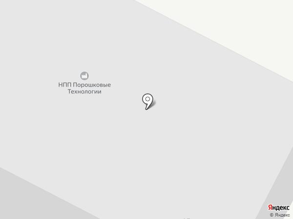 Строительная продукция на карте Йошкар-Олы