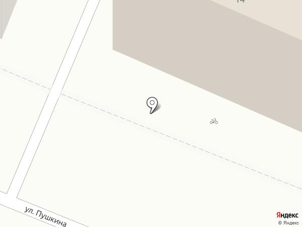 Ростелеком на карте Йошкар-Олы