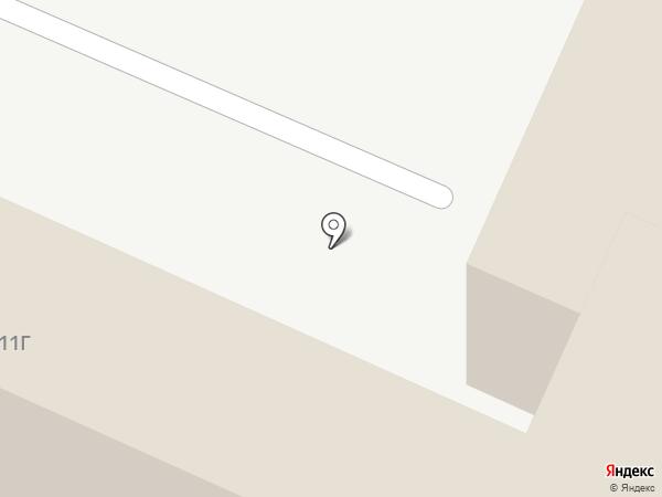 Пит-Стоп на карте Йошкар-Олы