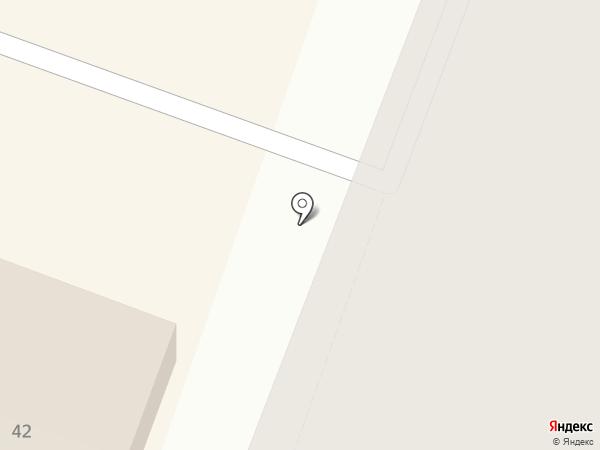 Стиль-комплект на карте Йошкар-Олы