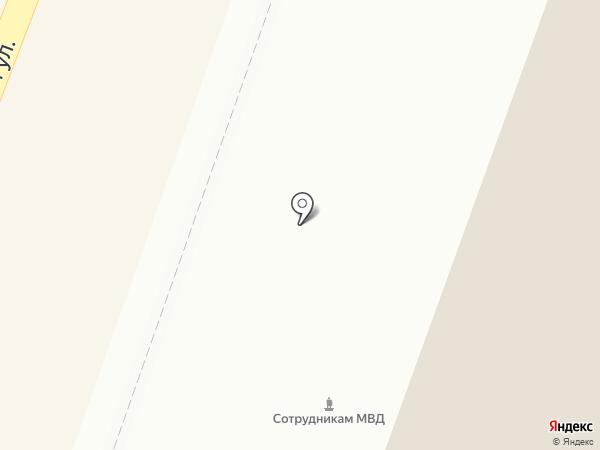 МВД по Республике Марий Эл на карте Йошкар-Олы