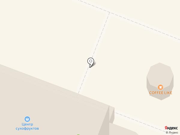 Газета на карте Йошкар-Олы