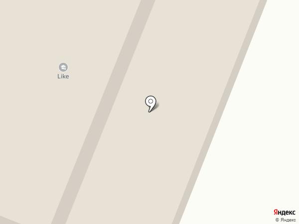 Юниор на карте Йошкар-Олы