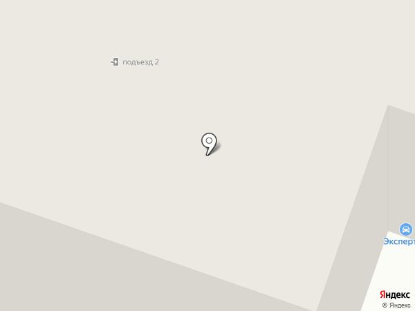 Проектно-сметное бюро по проектированию объектов дорожного хозяйства на карте Йошкар-Олы