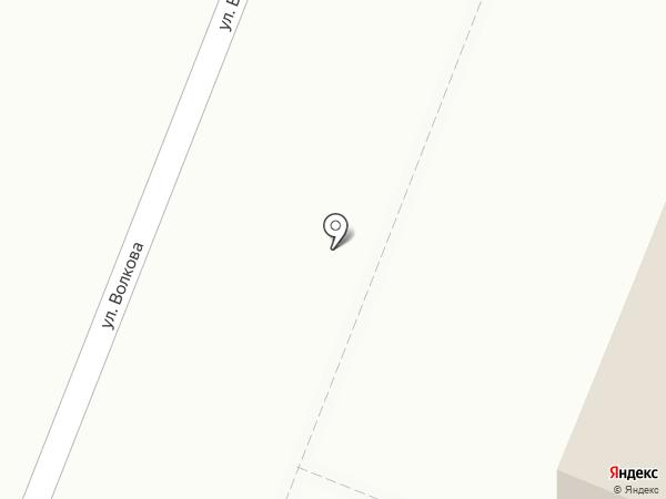 Специальная пожарно-спасательная часть на карте Йошкар-Олы