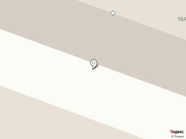 Изолятор временного содержания подозреваемых и обвиняемых управления МВД РФ по городу Йошкар-Оле на карте Йошкар-Олы