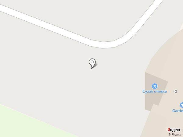 Грани на карте Йошкар-Олы
