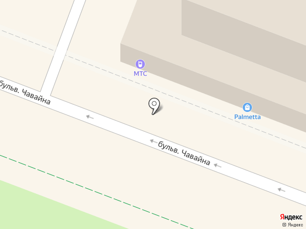 МТС на карте Йошкар-Олы