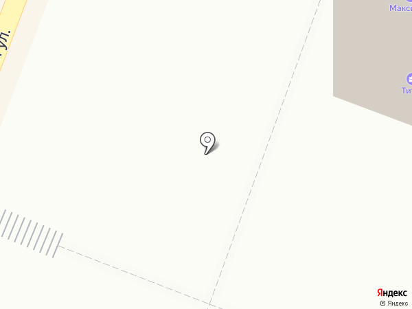Аура на карте Йошкар-Олы