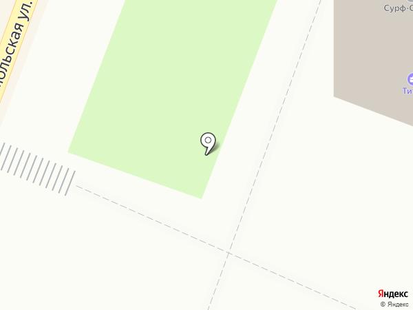Финансовый консультант на карте Йошкар-Олы