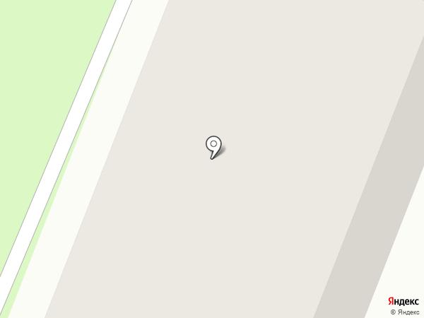 Варюша на карте Йошкар-Олы