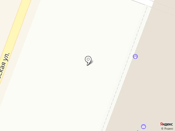 Электроцентр на карте Йошкар-Олы