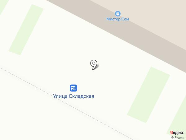 Фиера на карте Йошкар-Олы
