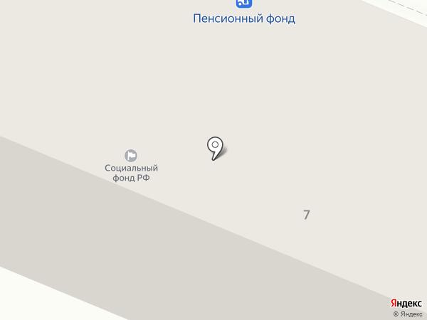 Отделение Пенсионного фонда России по Республике Марий Эл на карте Йошкар-Олы