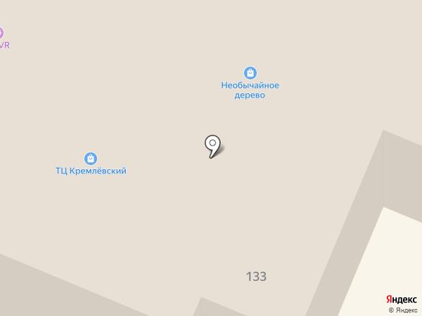Информатика, ГК на карте Йошкар-Олы