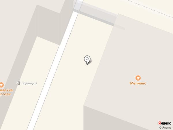 Бульвар на карте Йошкар-Олы