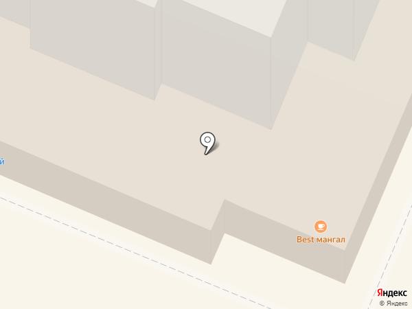 Best Мангал на карте Йошкар-Олы