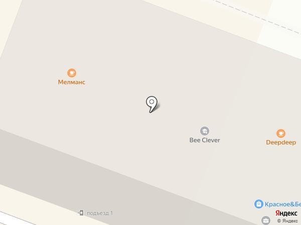 Deepdeep на карте Йошкар-Олы