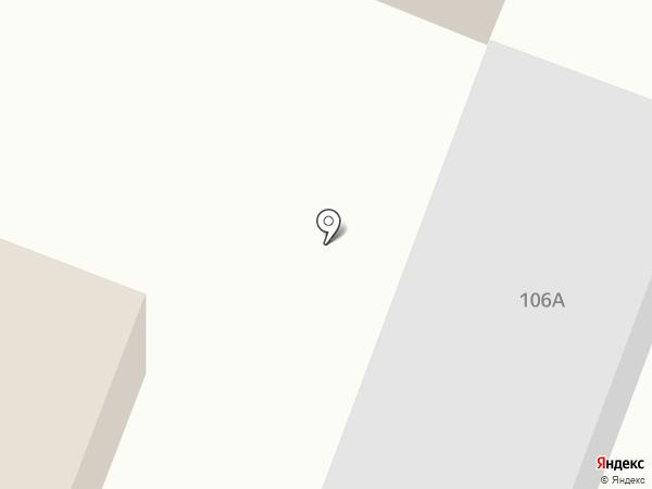Мануфактурз на карте Йошкар-Олы