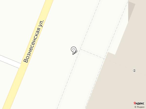 Архиерейское подворье г. Йошкар-Олы на карте Йошкар-Олы