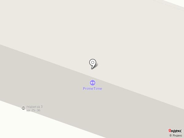 Марийский завод силикатного кирпича, ЗАО на карте Йошкар-Олы