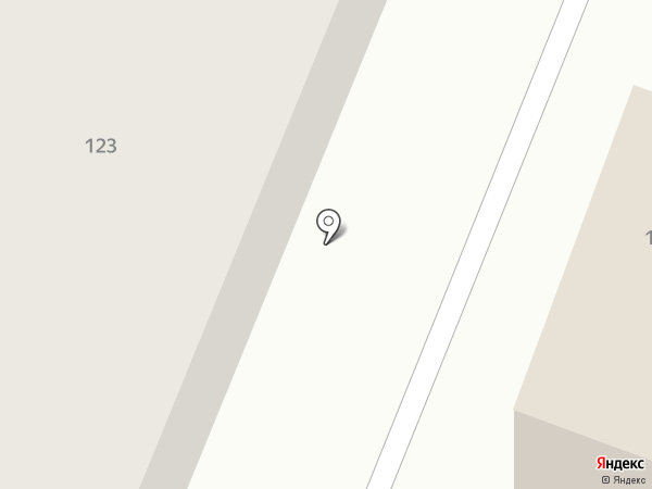Первое на карте Йошкар-Олы