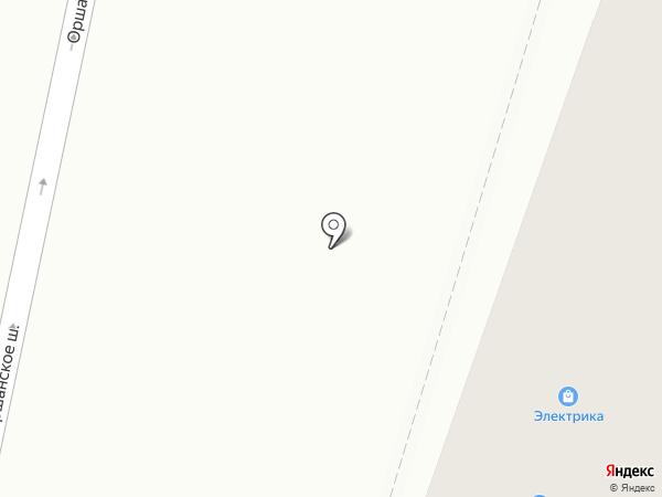 Техно-прайд на карте Йошкар-Олы