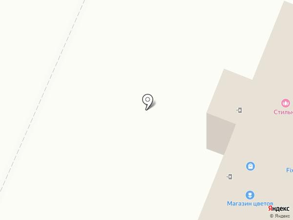 Салон посуды на карте Йошкар-Олы