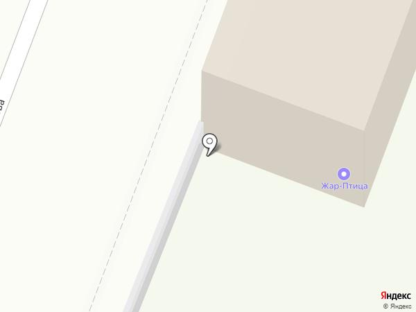 Теплые ладошки на карте Йошкар-Олы