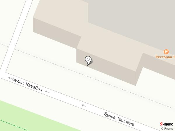 Харука хана на карте Йошкар-Олы