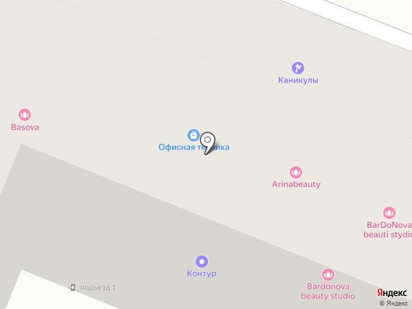 Юрист12 на карте Йошкар-Олы