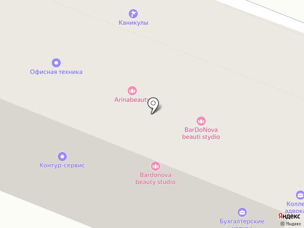 CKmarker на карте Йошкар-Олы