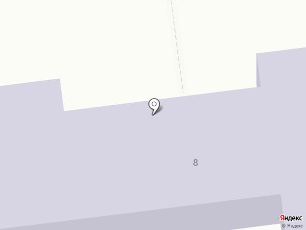 Ильинская средняя общеобразовательная школа на карте Ильинки