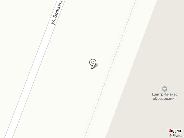 Трикотаж на карте Йошкар-Олы