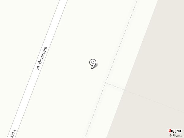 Салон-ателье по пошиву штор на карте Йошкар-Олы