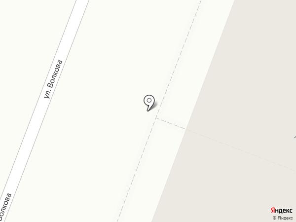 Светлячок на карте Йошкар-Олы