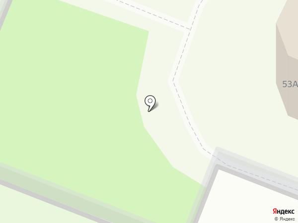 Часовня Всех Святых на карте Йошкар-Олы